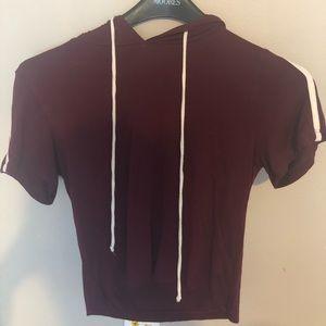 BLUENOTES || T-shirt hoodie!